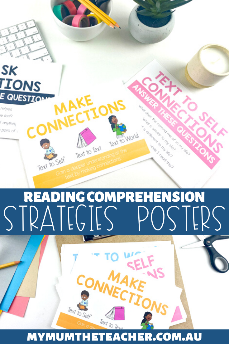 reading-comprehension-strategies-classroom-posters