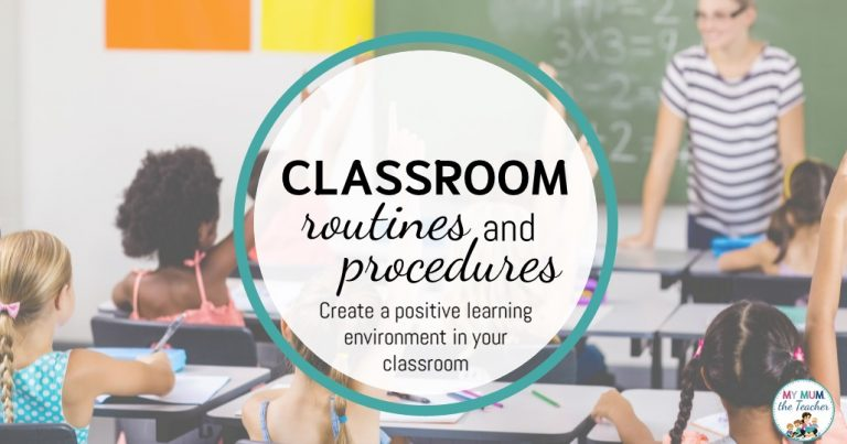 classroom-routines-and-procedures