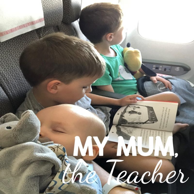 travelling-with-kids-routine
