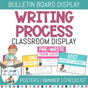 the-writing-process-posters