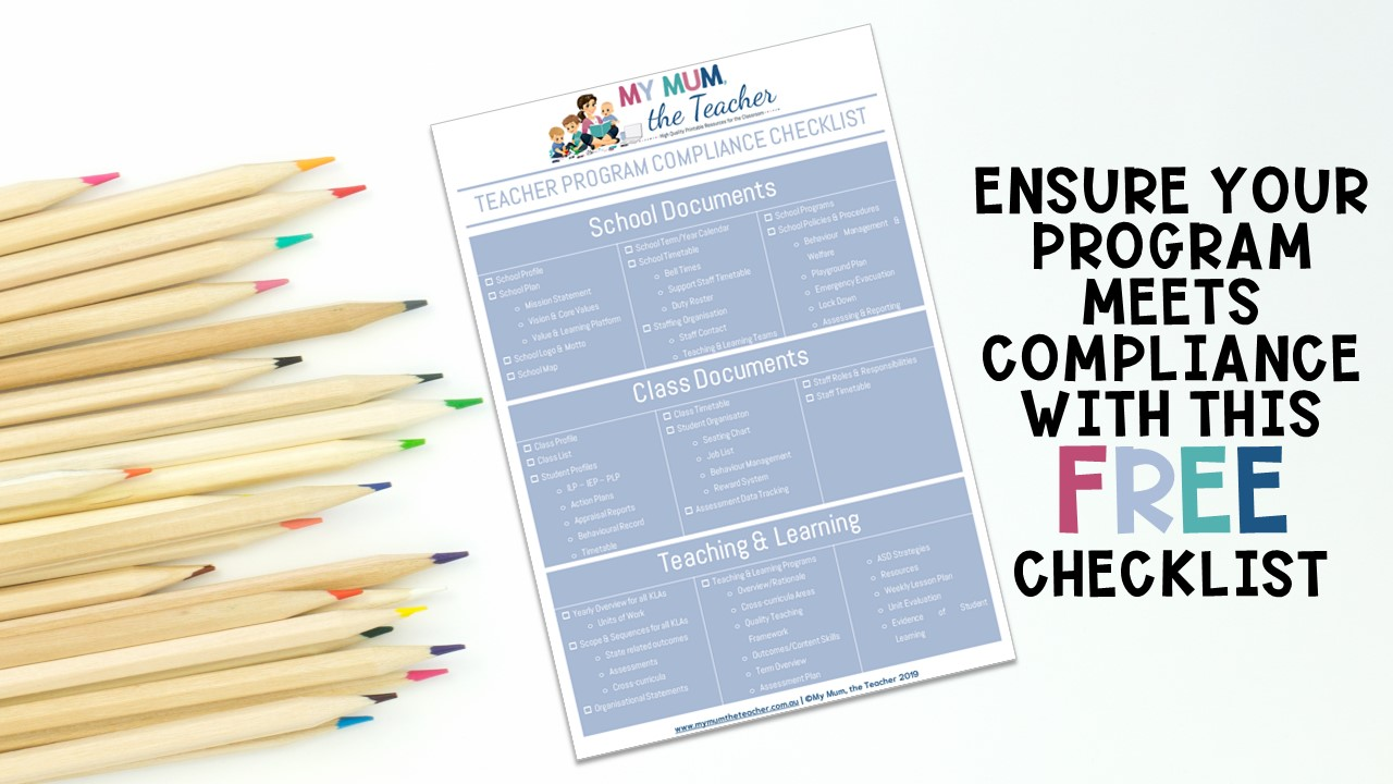 teacher-program-compliance-checklist-opt-in