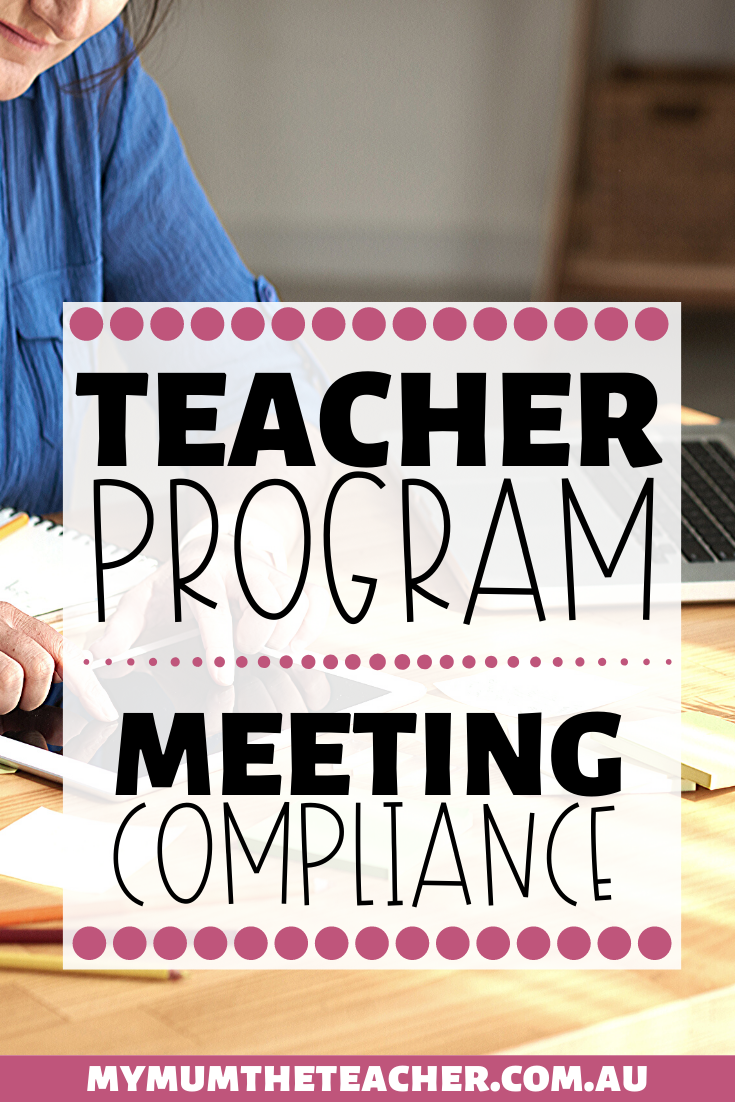 teacher-program-meeting-compliance