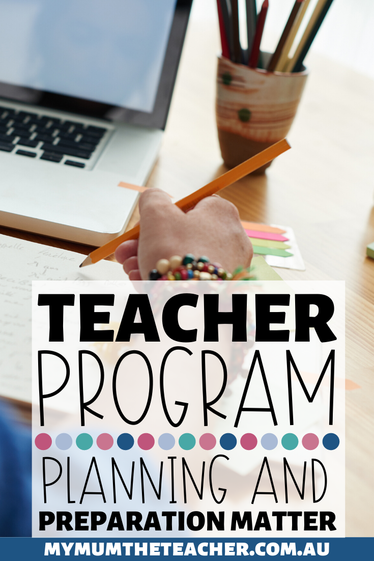 teacher-program-planning-and-preperation