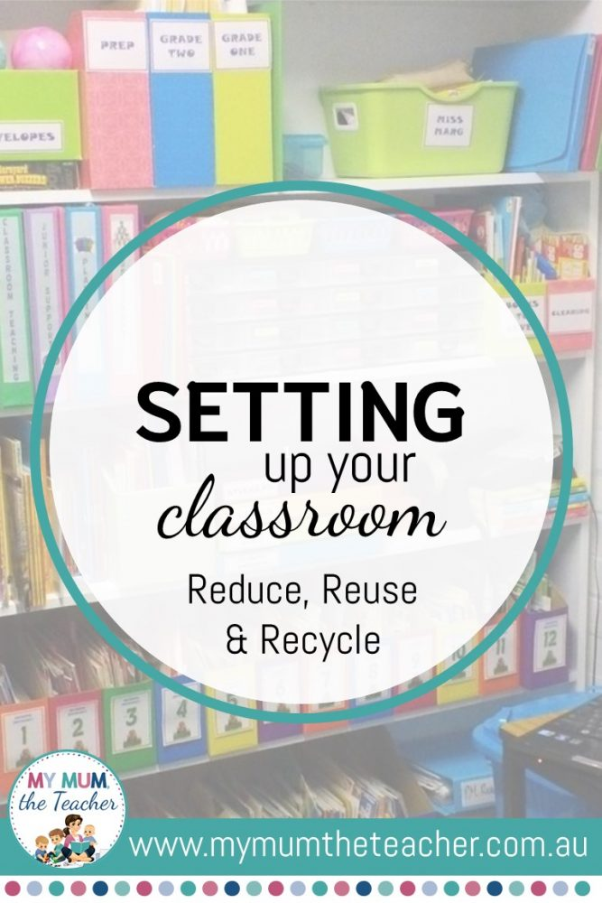 setting-up-your-classroom-equipment-reduce-reuse-recycle
