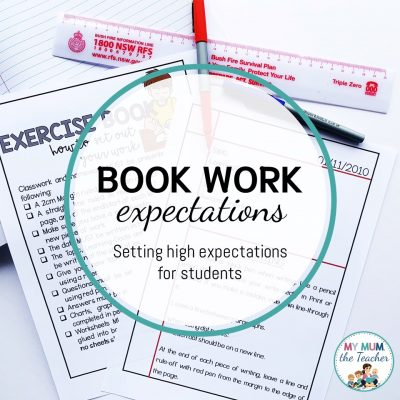 book-work-expectations
