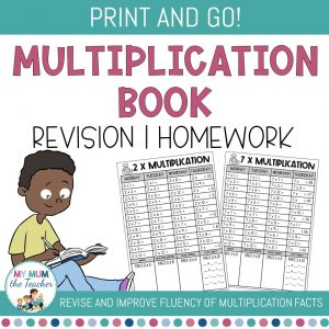 multiplication-timestable-booklet-homework-revision-cover
