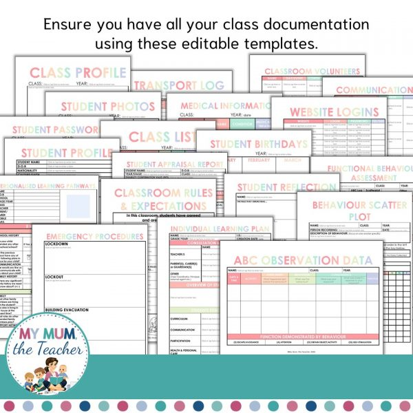 Editable-Teacher-Binder-Pages-Class-Documents2