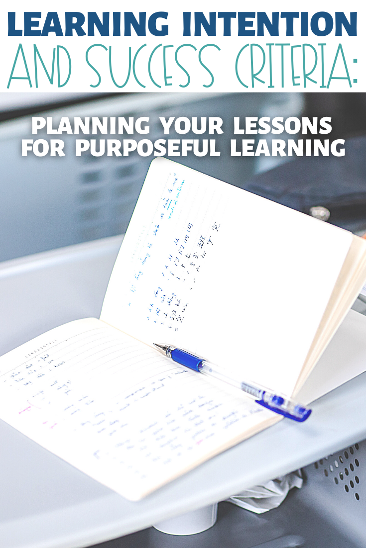 learning-intention-success-criteria-planning-your-lessons