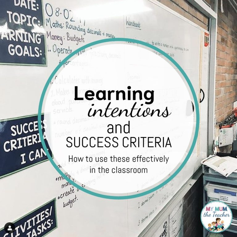 learning-intentions-and-success-criteria