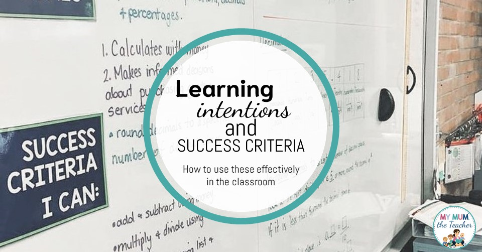 learning-intentions-success-criteria-in-the-classroom