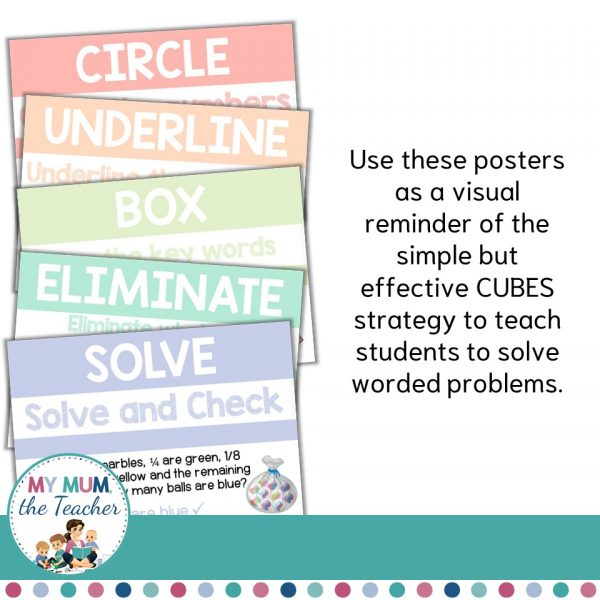 worded-problem-maths-posters