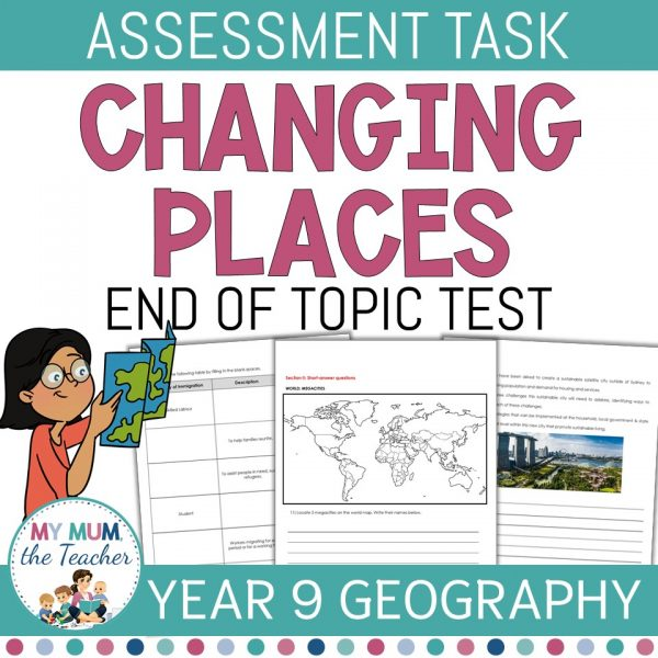 Changing-Places-Year-9-Geography-Topic-Test