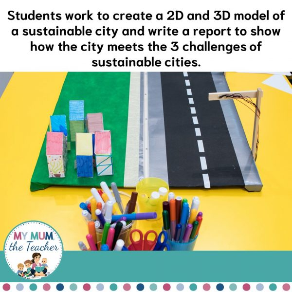 year-9-geography-sustainable-cities-project