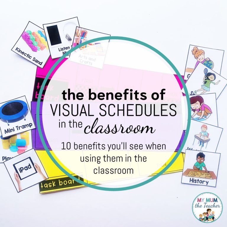 the-benefits-of-using-visual-schedules-in-the-classroom
